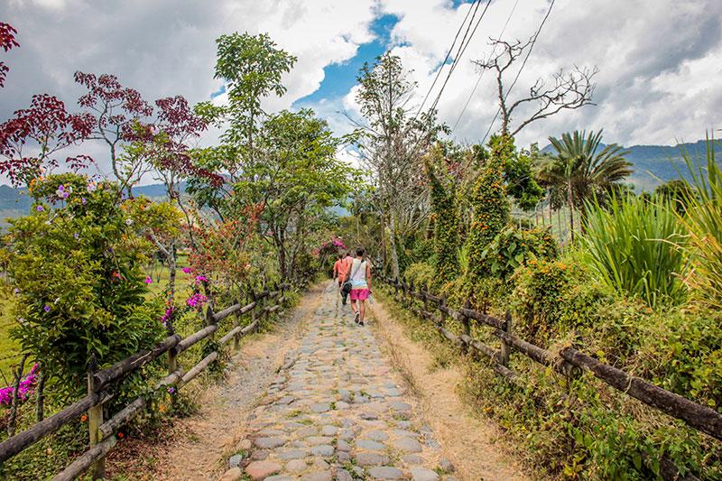 o que fazer em Jardin, na Colômbia