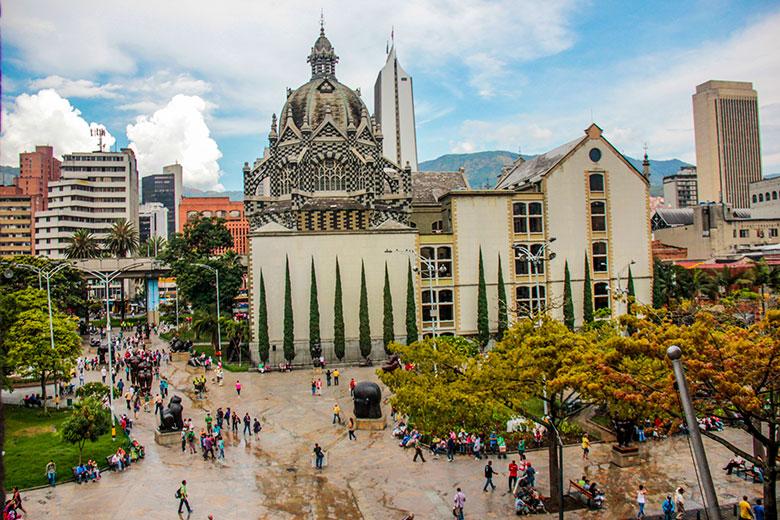city tour em Medellín