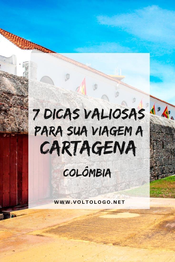 Viagem a Cartagena, na Colômbia: Dicas práticas para organizar o seu roteiro. [Melhor época para viajar, quantos dias ficar, câmbio, como chegar e se locomover, hospedagem, pontos turísticos e passeios!]