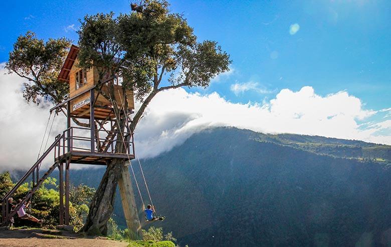 documentos para viajar ao Equador