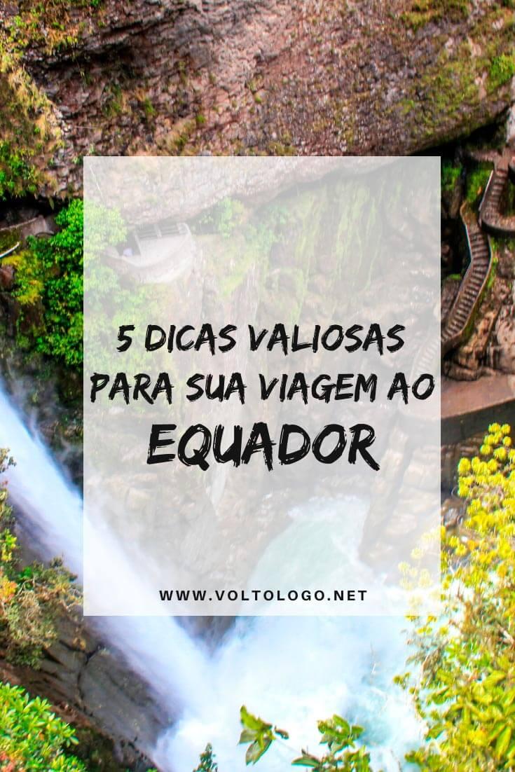 Viagem ao Equador: Dicas práticas para você organizar o seu roteiro! [Documentos, melhor época para viajar, câmbio, preços, cidades e destinos para visitar e transporte pelo país!]