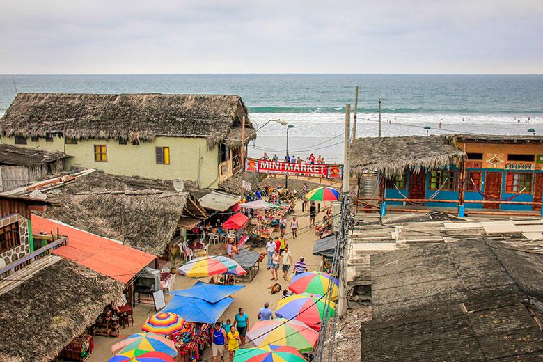 Montañita | Praia, surf e festas no Equador