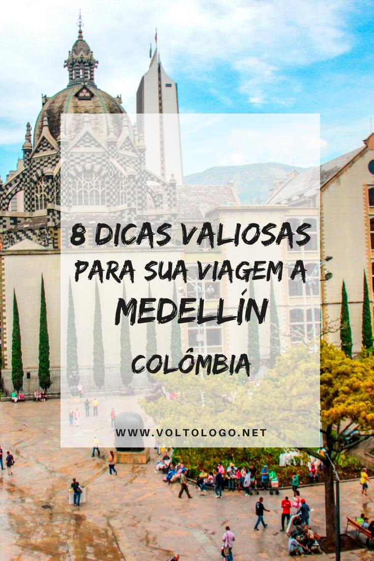 Viagem a Medellín, na Colômbia: Tudo o que você precisa saber para organizar o seu roteiro! [Melhor época para viajar, quantos dias ficar, câmbio, o que fazer, passeios, hospedagem e outras informações!]