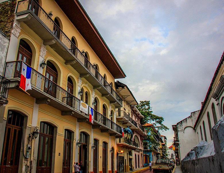 hospedagem na Cidade do Panamá