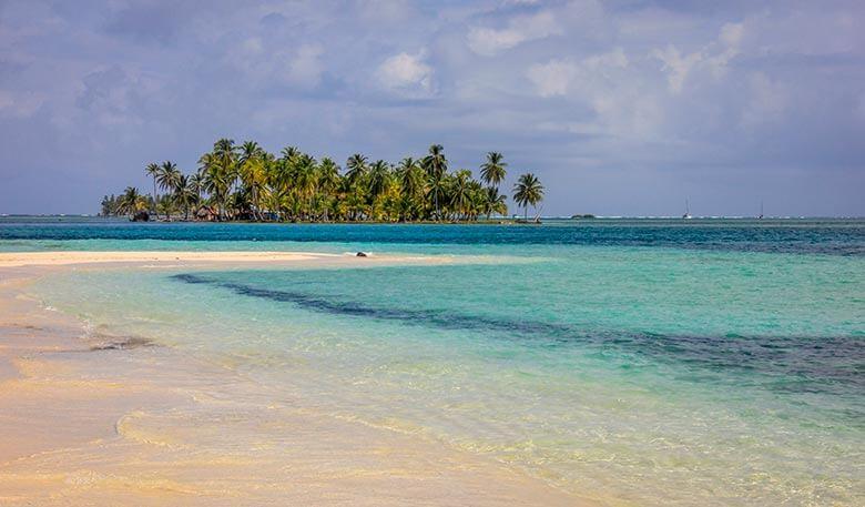melhores ilhas de San Blas