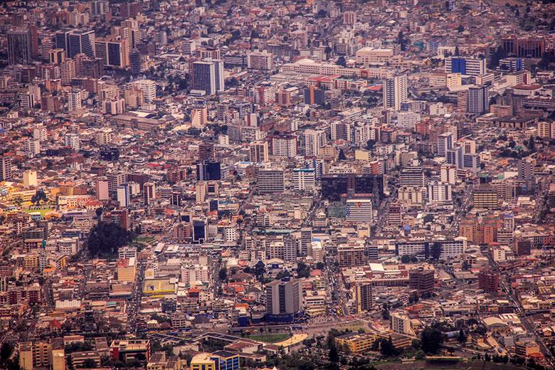 pontos turísticos em Quito