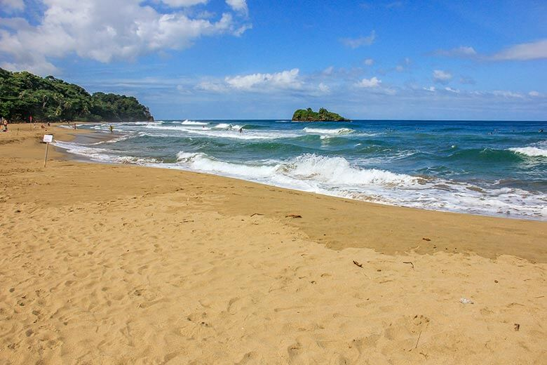 praias de Puerto Viejo