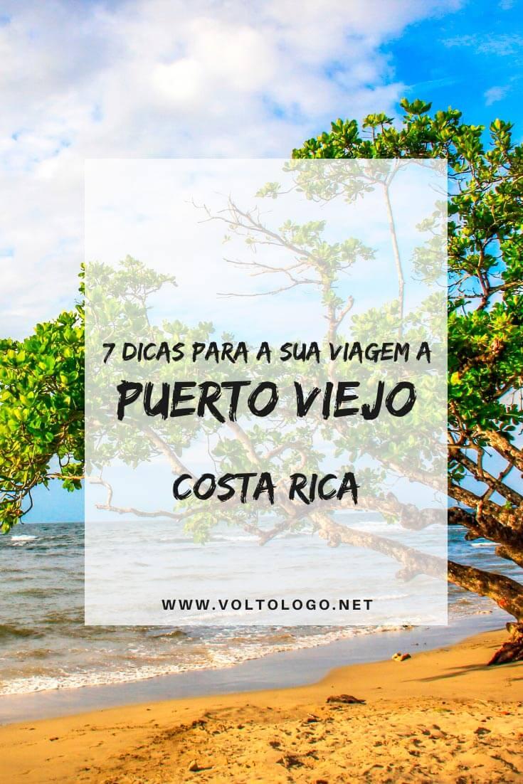 Puerto Viejo, na Costa Rica: Dicas práticas para organizar o seu roteiro de viagem! [Documentos, melhor época para viajar, quantos dias ficar, como chegar, hospedagem, o que fazer, passeios e praias para conhecer!]