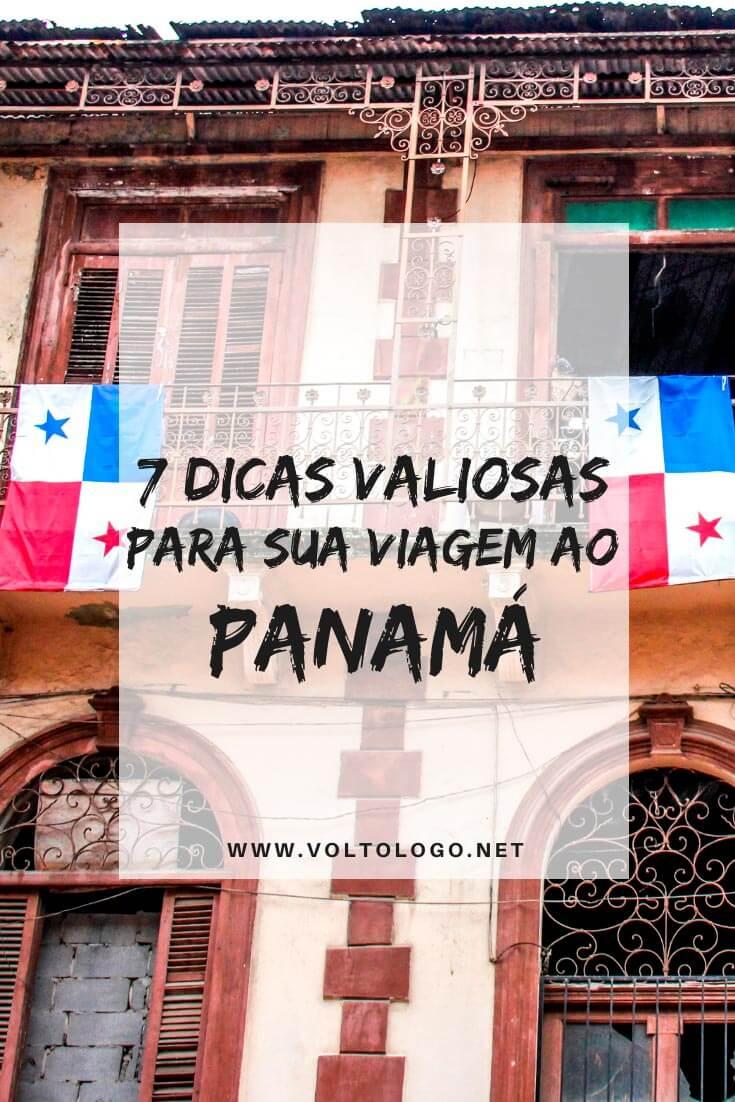 Viagem ao Panamá: Dicas práticas para você organizar o seu roteiro! [Documentação, melhore época para viajar, câmbio e dinheiro, destinos e cidades para visitar e transporte pelo país]