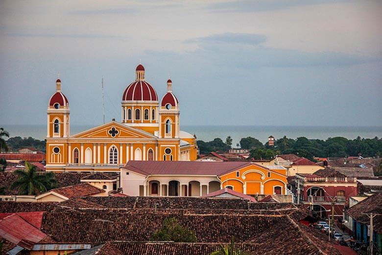 cidades na Nicarágua