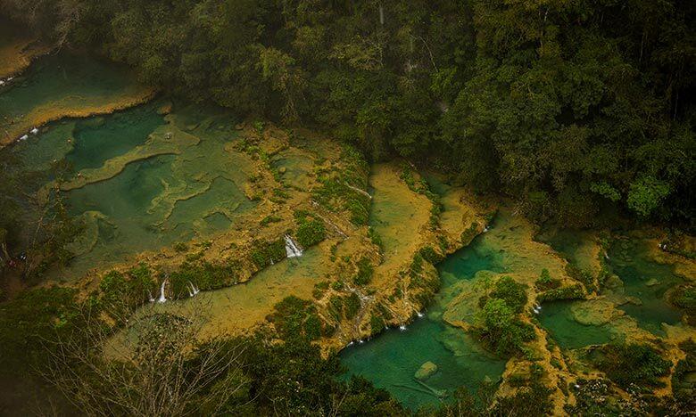lugares para visitar na América Latina