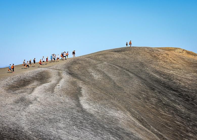 Volcano Boarding - Dicas