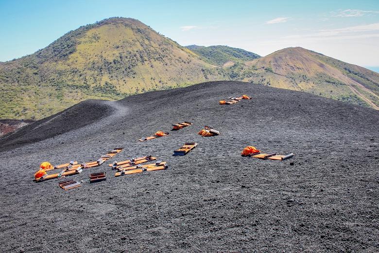 Volcano Boarding - León