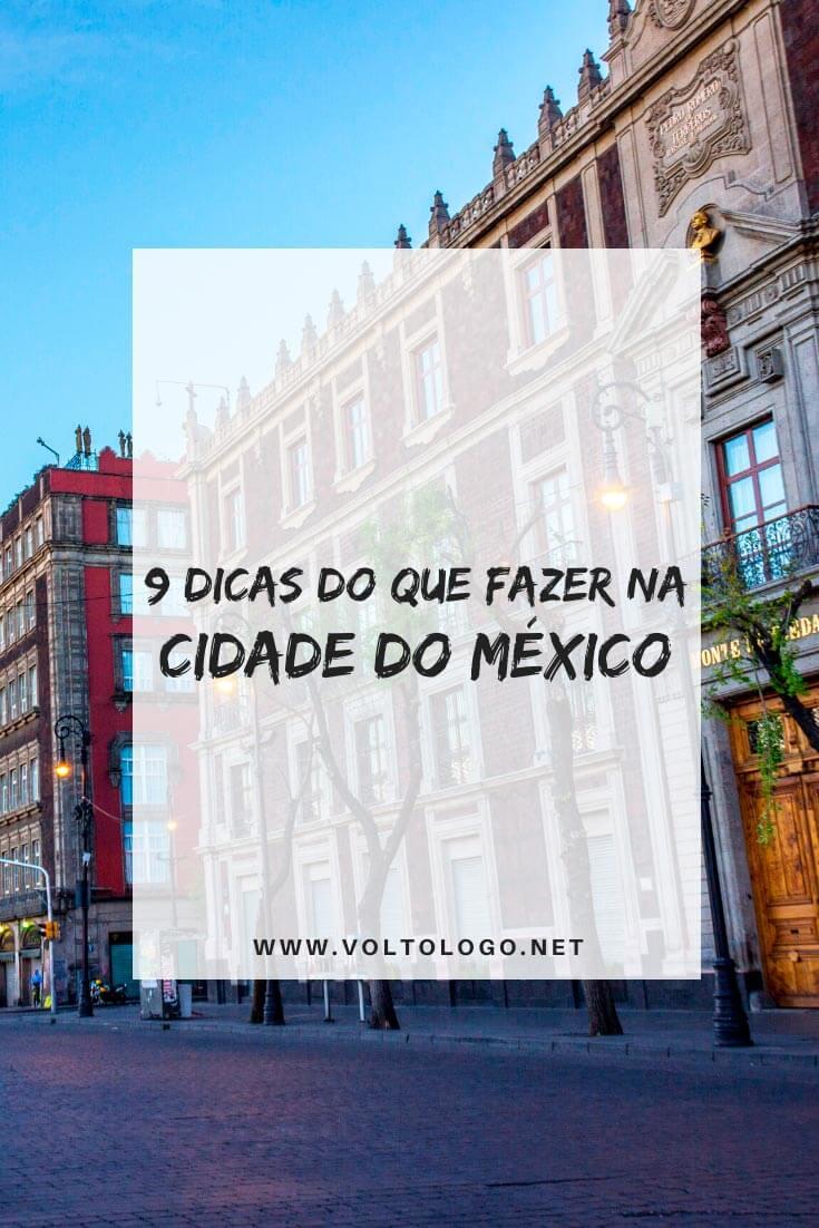O que fazer na Cidade do México: Descubra quais são as melhores atrações, pontos turísticos, lugares para conhecer e passeios que você pode incluir no seu roteiro de viagem!