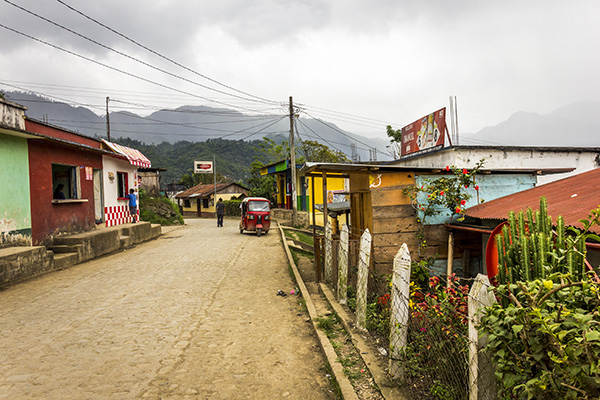 Hospedagem em Lanquin - Semuc Champey