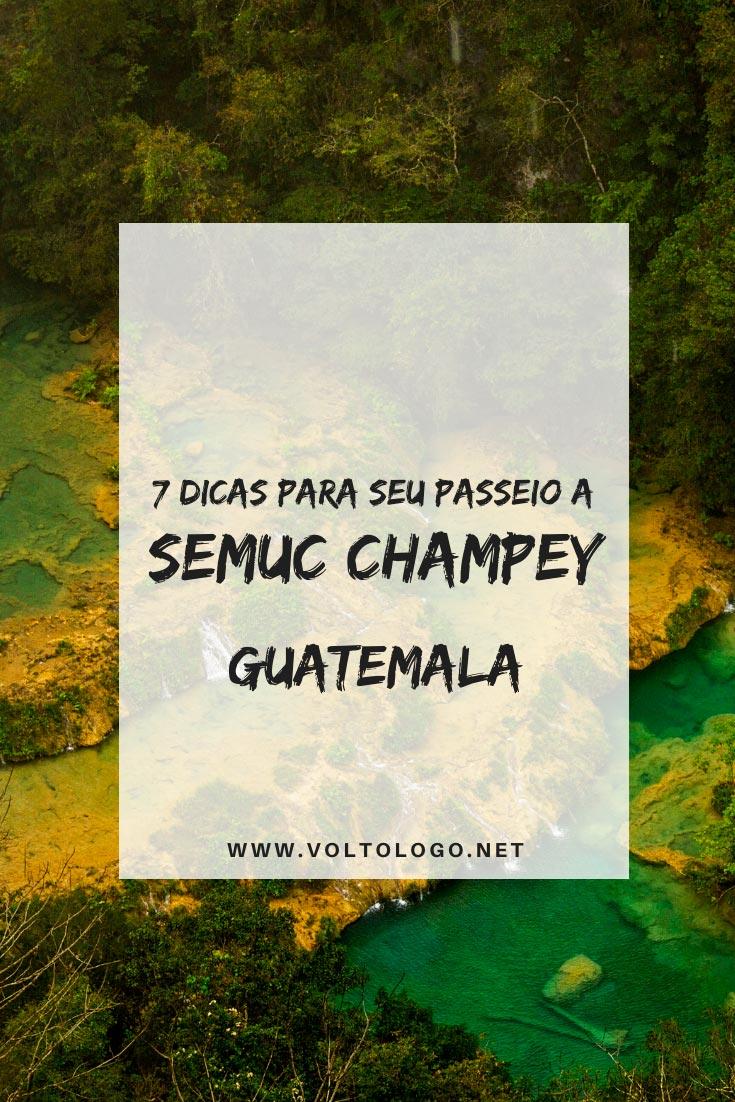 Semuc Champey, na Guatemala: Dicas práticas para visitar um dos destinos mais lindos do país!