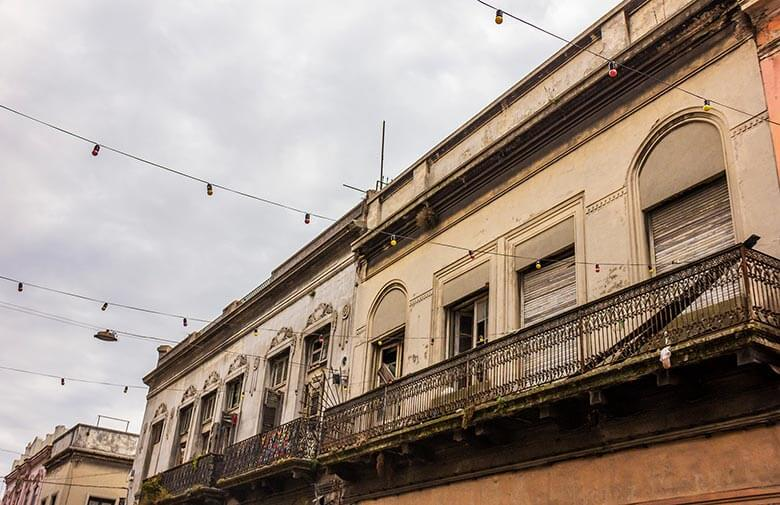 o que fazer no centro histórico de Montevidéu