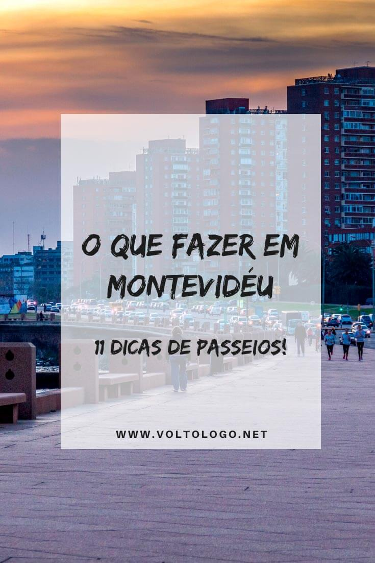 O que fazer em Montevidéu, no Uruguai: Dicas de atrações, pontos turísticos, passeios e lugares para conhecer na capital do uruguaia!