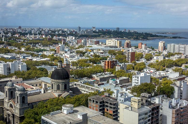 lugares para conhecer em Montevidéu