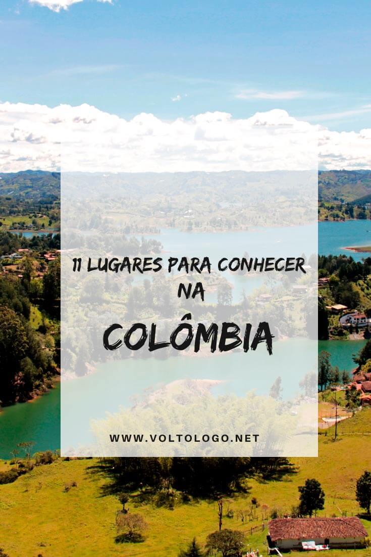 Lugares para conhecer na Colômbia: Descubra o que fazer no país, quais cidades incluir no seu roteiro de viagem e o que esperar dos principais destinos colombianos.