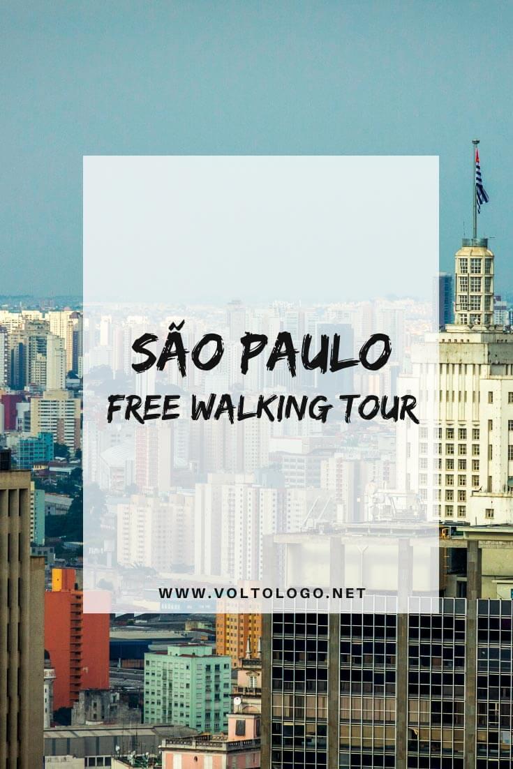 São Paulo Free Walking Tour: Descubra como funciona esse passeio gratuito pelos bairros mais turísticos de SP. [Centro, Avenida Paulista e Vila Madalena]