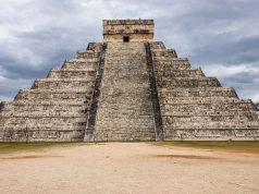 Chichén Itzá, no México