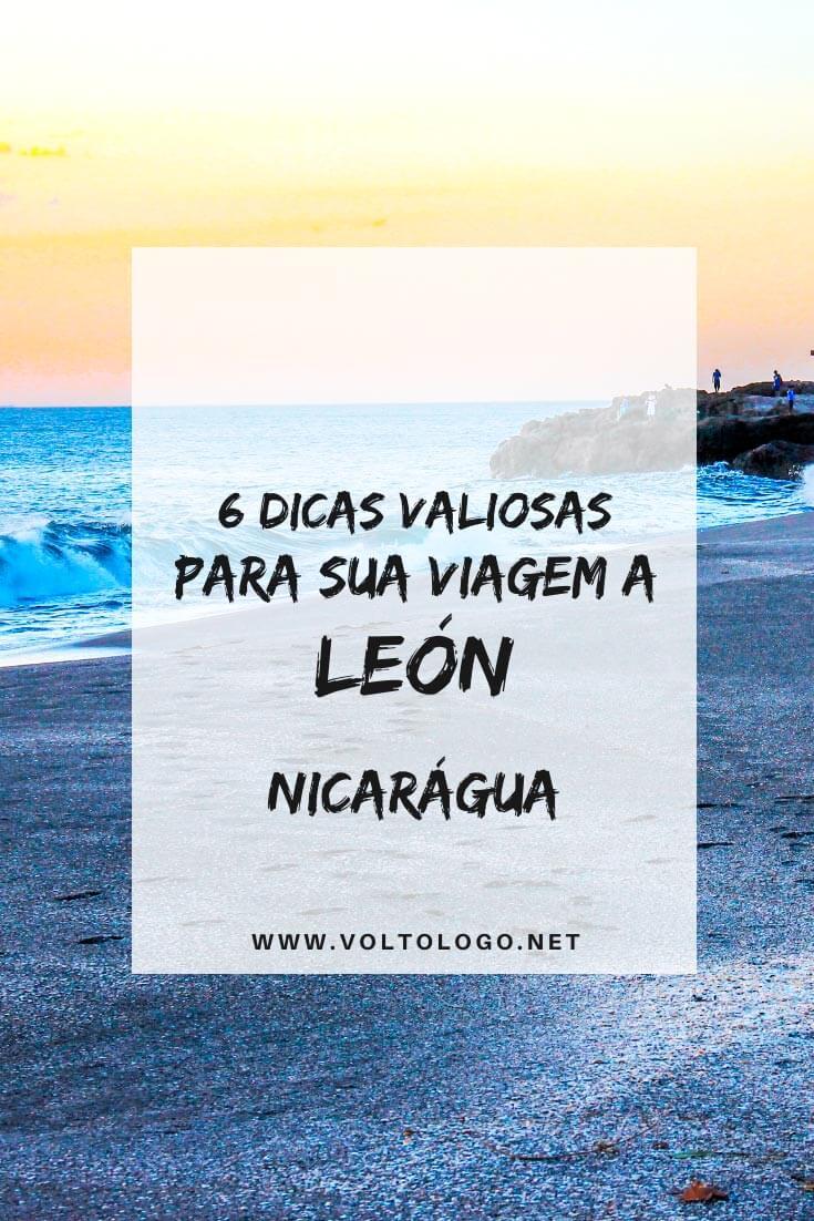 León, na Nicarágua: Descubra tudo o que você precisa saber para organizar a sua viagem. [Documentos, melhor época para viajar, como chegar, hospedagem, atrações, passeios e o que fazer durante o seu roteiro!]