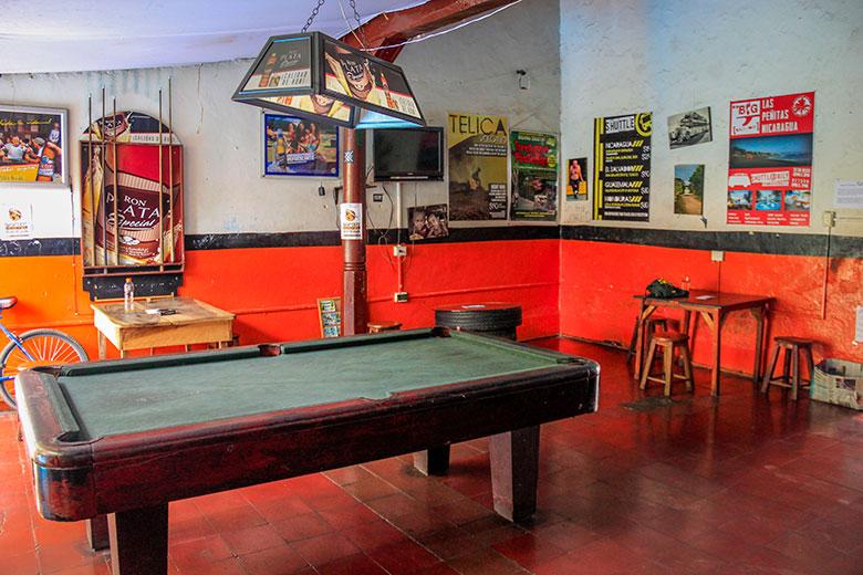 hospedagem em León - Nicarágua