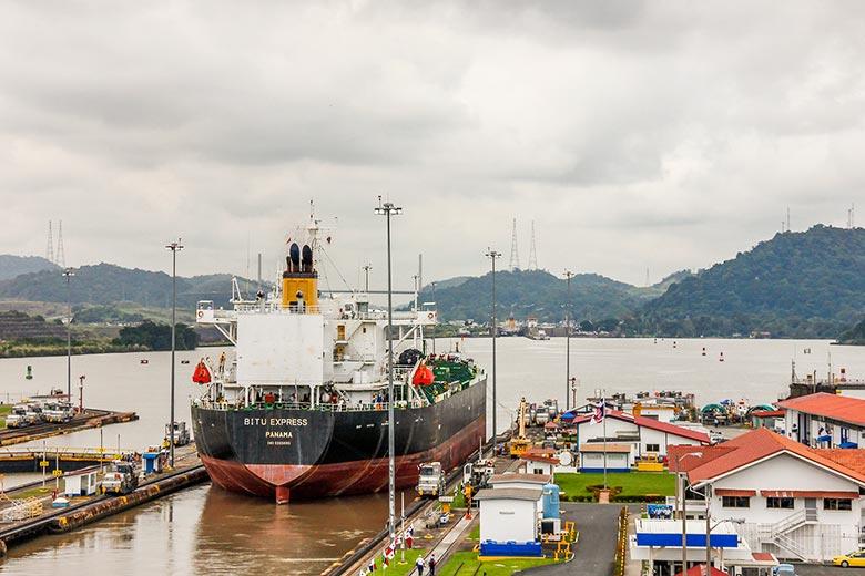 curiosidades sobre o Canal do Panamá