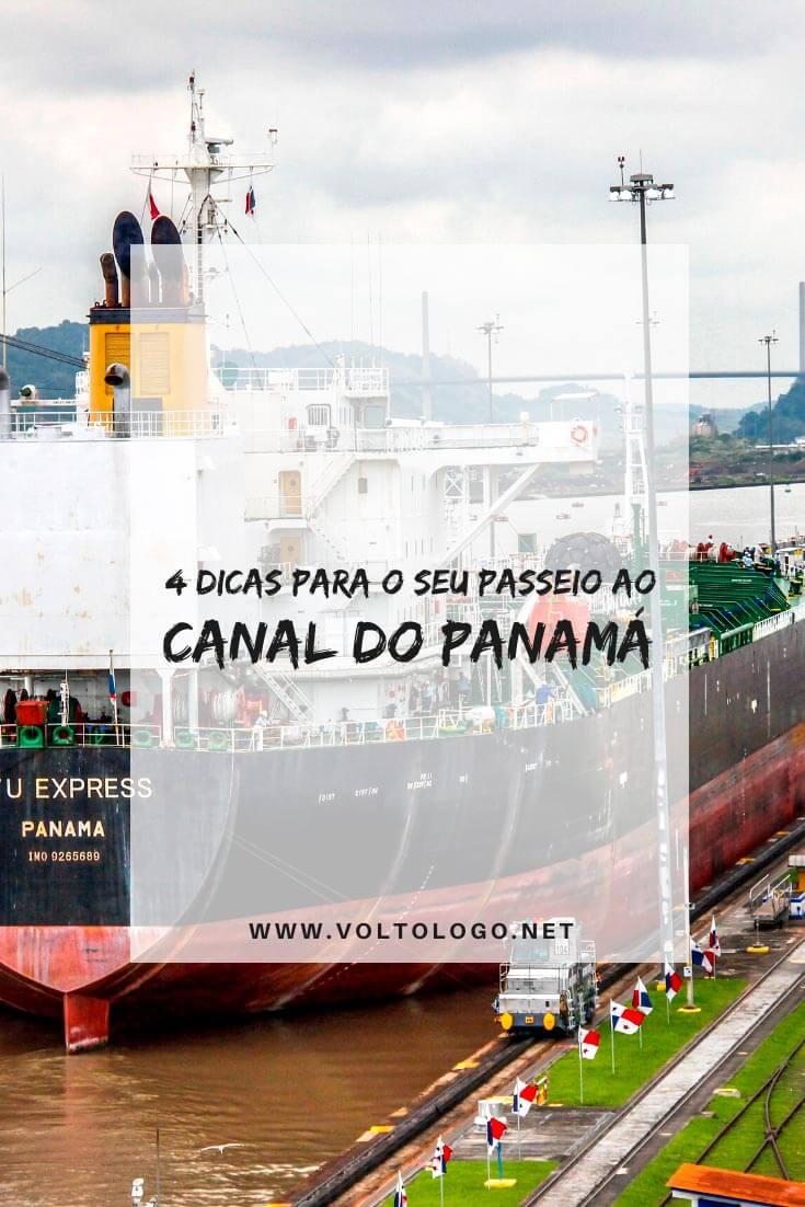 Canal do Panamá: Dicas práticas para você visitar uma das principais atrações turísticas do país. Descubra sua história, como foi a construção, curiosidades, como chegar e as opções de passeios até lá!