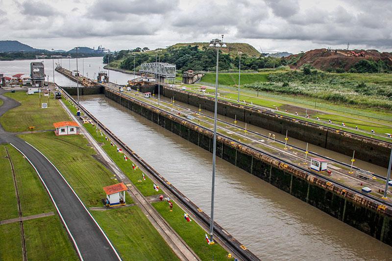 como visitar o Canal do Panamá?