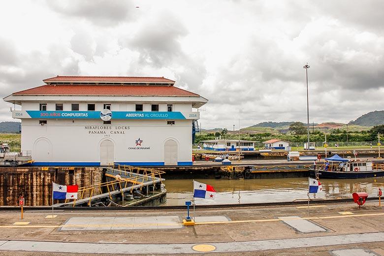 como chegar ao Canal do Panamá