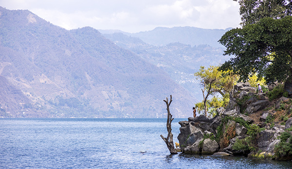 Lago Atitlán - Guatemala