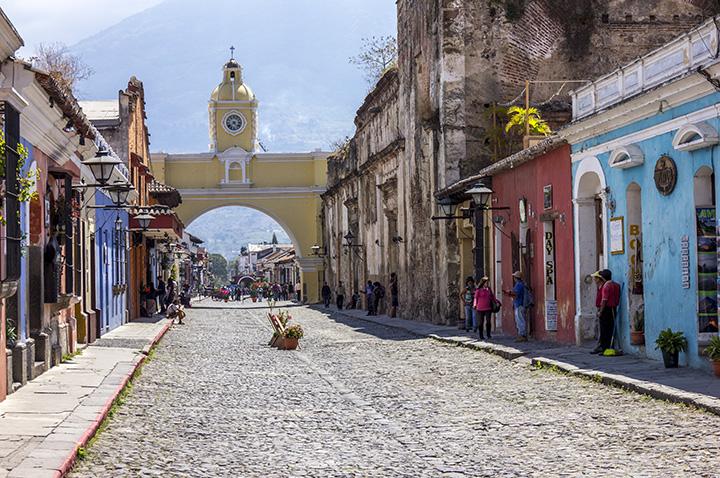 roteiro Guatemala