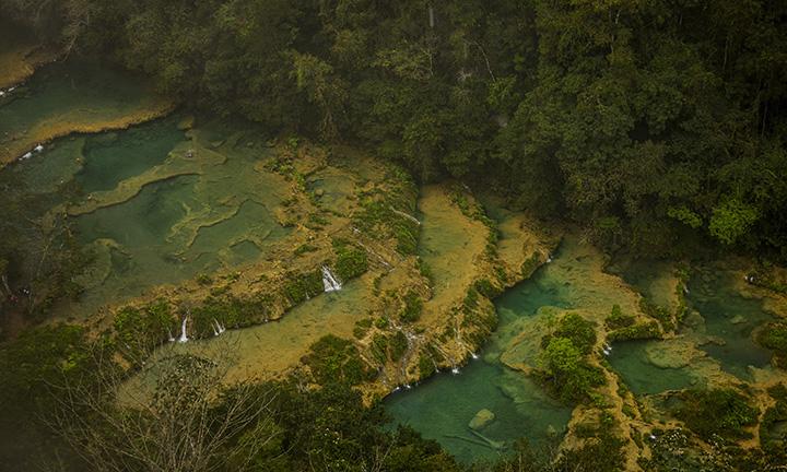 viagem pela Guatemala