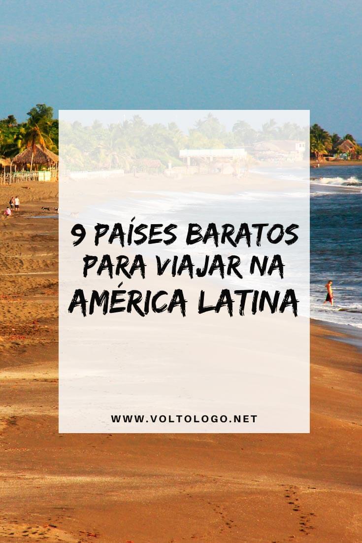Países baratos para viajar na América Latina: Descubra quais são os destinos mais econômicos para viajar na América do Sul, América Central e América do Norte.