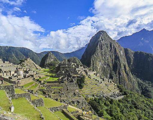 viagem à Bolívia- Machu Picchu