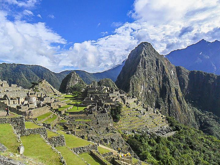 como ir da Bolívia para o Peru