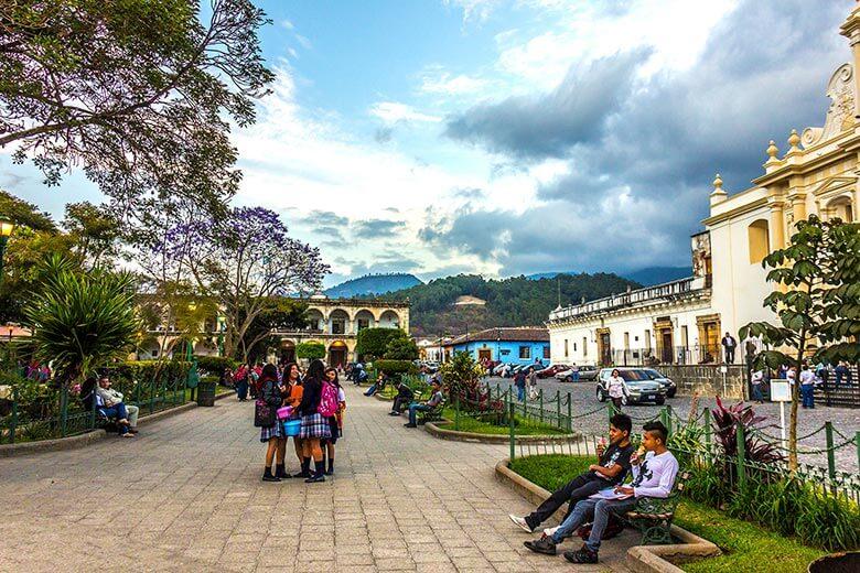 Antigua dicas