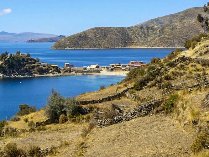 roteiro Bolívia e Peru