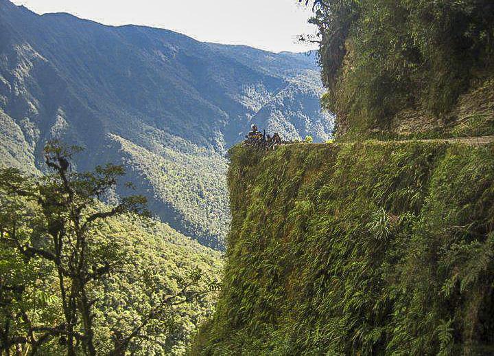 mochilão Bolívia e Peru