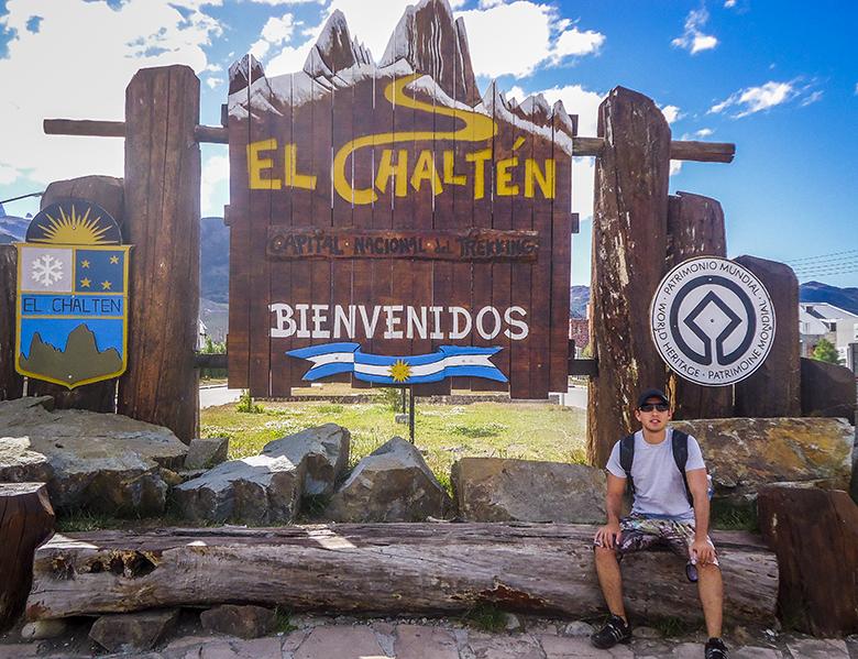viagem a El Chaltén - Argentina