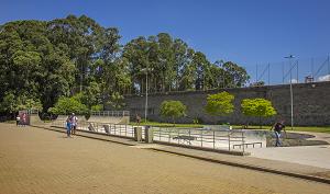 parques em São Paulo próximo ao metrô
