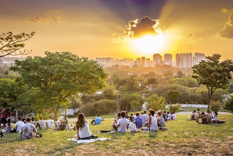 melhores parques em São Paulo