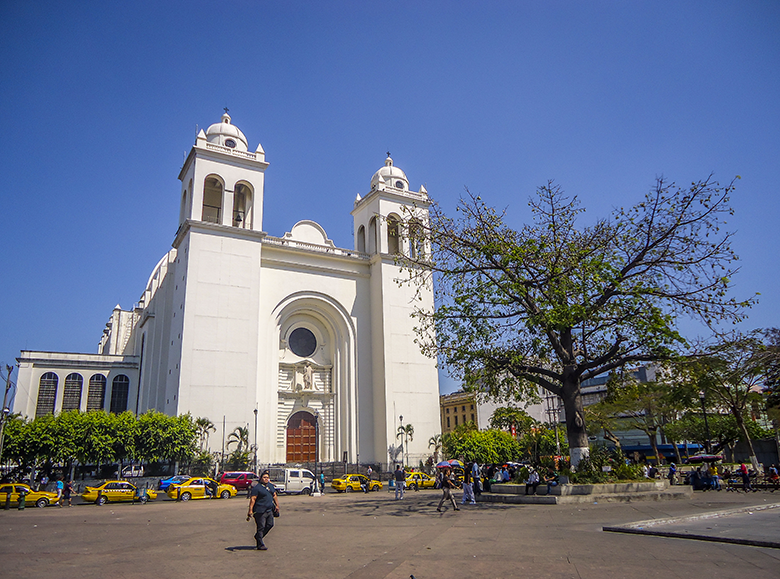 El Salvador viagem