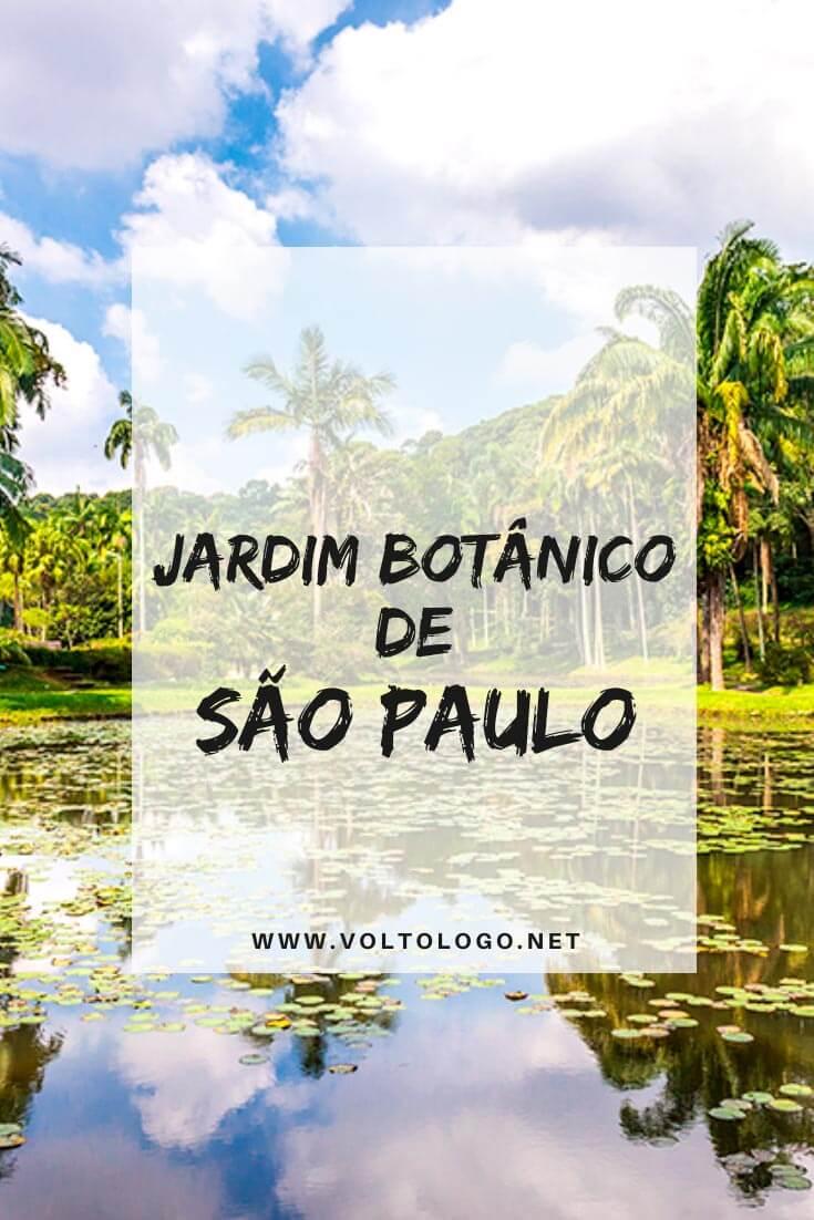 Jardim Botânico de São Paulo: Tudo o que você precisa saber para organizar seu passeio. [Atrações, o que fazer e preço]