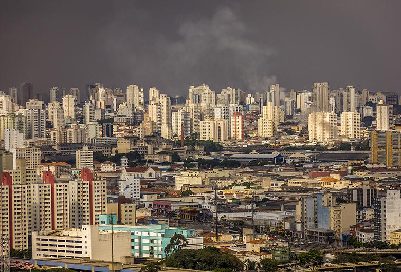 vistas em São Paulo