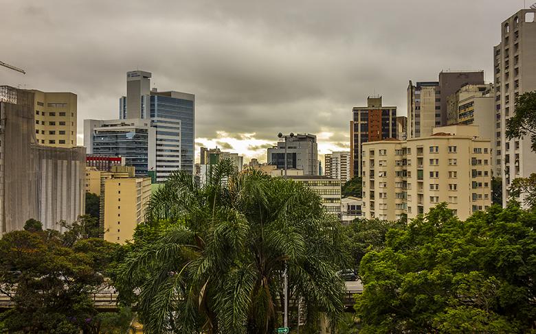 lugares para ver São Paulo do alto