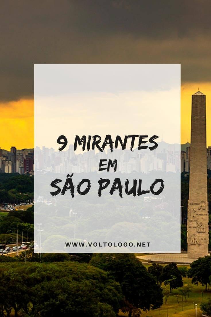 Melhores mirantes em São Paulo: Descubra onde ver SP do alto com as melhores vistas da cidade. [Inclui lugares gratuitos!]