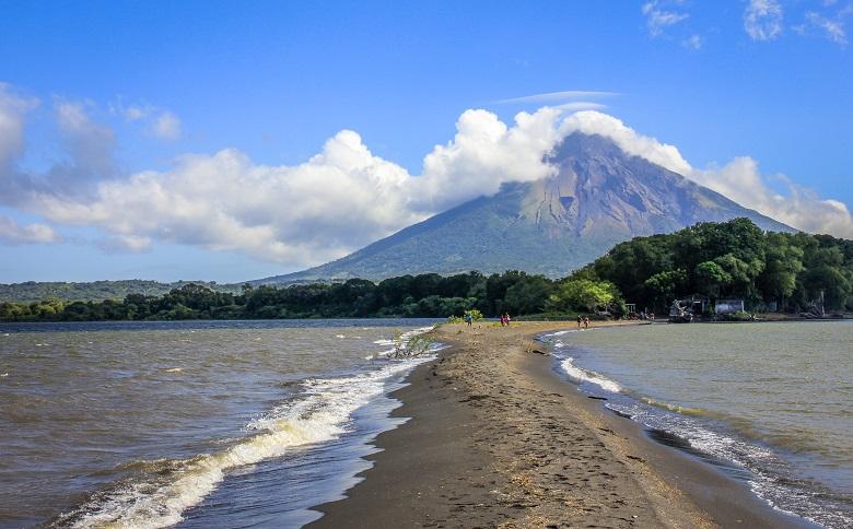 Isla Ometepe, Nicarágua